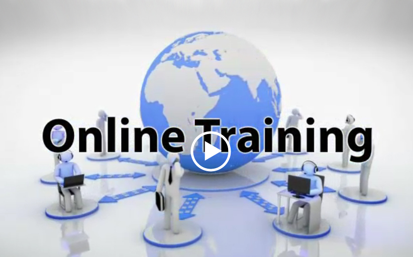 Online training overview