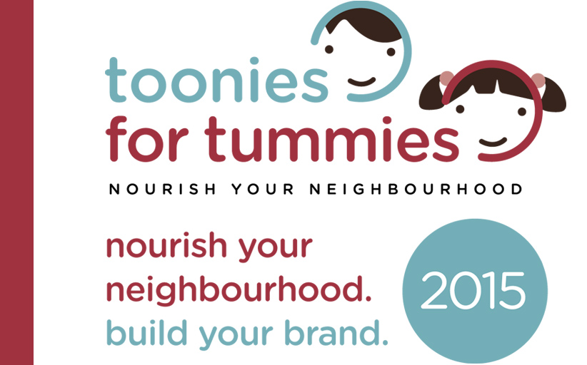 Last chance to sign up for Toonies for Tummies