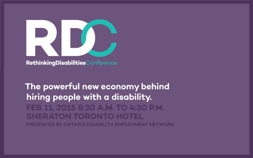 Rethinking Disabilities Conference - Last chance to register!