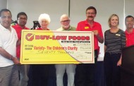 Buy-Low Foods Raises $70,000 for Variety - Children's Charity