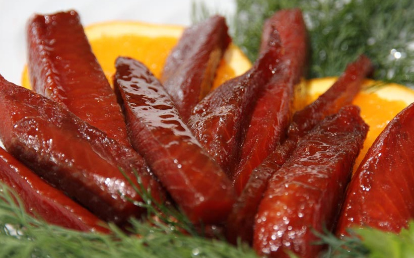 Candy Smoked Salmon recalled due to Listeria monocytogenes