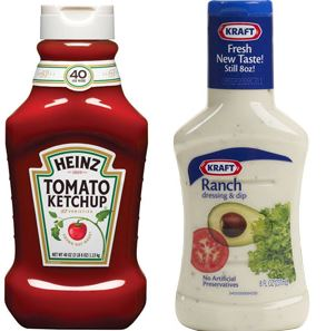 Heinz buys Kraft, becoming No. 3 food maker in North America