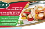 Updated Food Recall Lilydale brand Oven Roasted Carved Chicken Breast