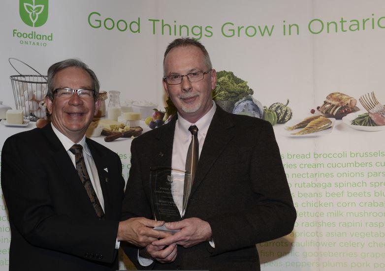 Foodland Ontario Retailers Award winners feted
