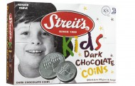 Streit's brand Kids Dark Chocolate Coins recalled