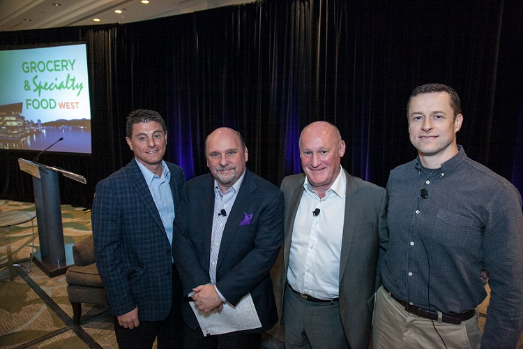 Grocery & Specialty Food West Speaker Highlights