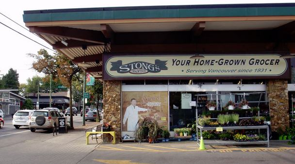 Stong's returns to North Shore in Vancouver