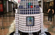 Country Grocer's Canstruction movie masterpiece