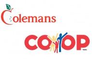 Gander Consumers Co-op, Colemans enter partnership