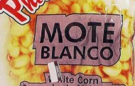 Phoebe brand Mote Blanco / White Corn products recalled