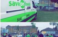 PriceSmart, Overwaitea, help build new school playground