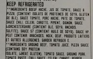 Loblaws (store-made) brand Spaghetti Sauce recalled due to pieces of glass