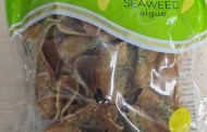 Nice Choice brand Fried Cookie – Seaweed flavour recalled