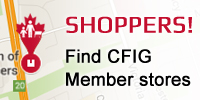 Find CFIG member store locations