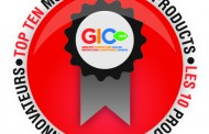 Top 10 Most Innovative Products winners at GIC 2015