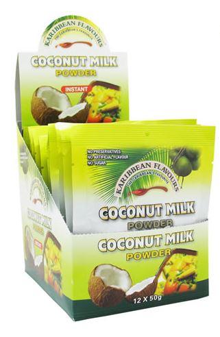 Karibbean Flavours brand Coconut Milk Powder recalled