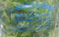 NGÒ ÔM (water mint) recalled