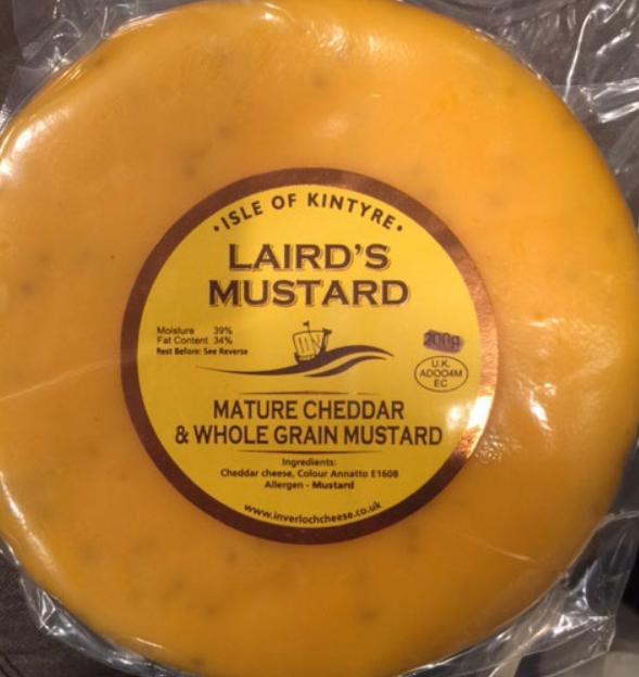 Inverloch Cheddar Cheese recalled