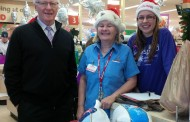 Lakefield Foodland turkey giveaway