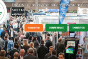 Don't miss Canada's premier Western grocery show!