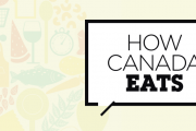 How do Canadians eat?
