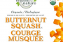 Organic by Nature brand frozen Organic Butternut Squash and Organic Vegetable Medley recalled