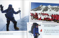 True Patriot Love: Longo's CEO climbs Mount Vinson to raise money for troops
