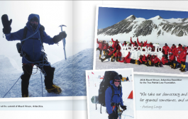True Patriot Love: Longo's CEO climbs Mount Vinson to raise money for troops