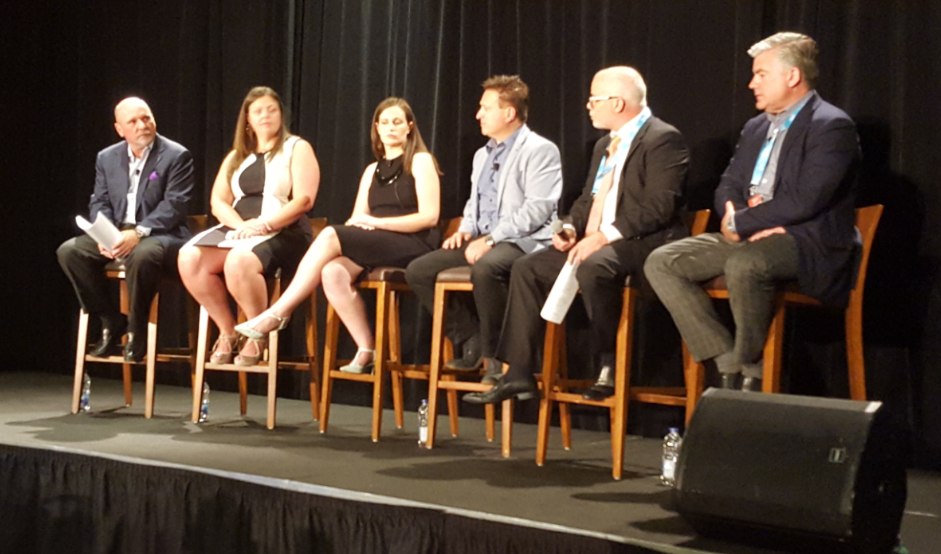 Grocerant panel at Thought Starters conference