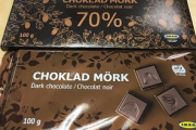 Ikea brand chocolate products recalled