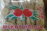 Updated recall:  Fraternity brand Dried Noodles recalled