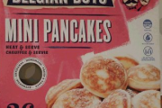 Belgian Boys brand Mini Pancakes recalled