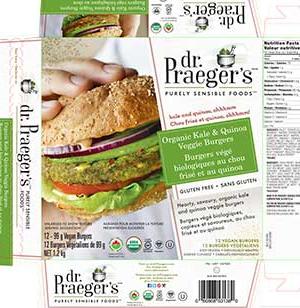 Costco dr praeger 39 s veggie burgers for Dr praeger s fish sticks