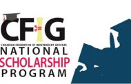 2020 Scholarship Winners Announced