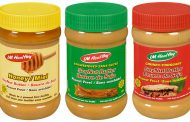 I.M. Healthy brand SoyNut Butter products recalled due to E. coli O157:H7