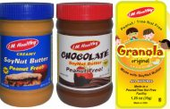 I.M. Healthy brand SoyNut Butter and Granola products recalled due to E. coli O157:H7
