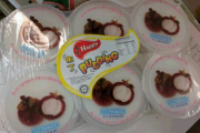 Updated Food Recall Warning (Allergen) - Happy brand Mangosteen Pudding