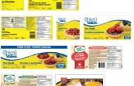 CFIA/ACIA Updated Food Recall Warning - Various brands of pie and tart shells recalled due to E. coli O121