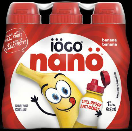 iögo yogurt products recalled due to the potential presence of pieces of plastic