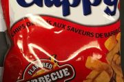 Jack 'n Jill brand Chippy Barbecue Flavored Corn Chips recalled due to undeclared mustard