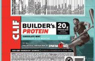 CLIF BUILDER'S brand Mint Chocolate Protein Bars recalled due to undeclared peanuts, tree nuts and coconut