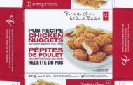 President's Choice brand Pub Recipe Chicken Nuggets recalled
