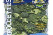 Gold Coast brand Broccettes - Broccoli Florettes recalled due to E. coli O26
