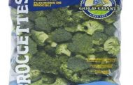 Gold Coast brand Broccettes - Broccoli Florettes recalled due to E. coli O26