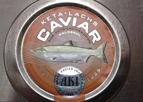 AKI brand Chum Salmon Caviar recalled- Updated