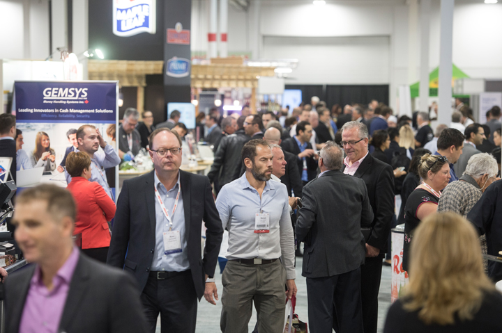 Grocery Innovations Canada 2017 Gallery - Trade Show