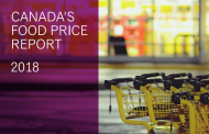 Canada Food Price Report 2018
