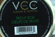VIP Caviar Club brand Trout Roe recalled