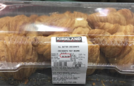 Kirkland Signature brand All Butter Croissants recalled