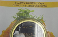Imperial Caviar & Seafood / VIP Caviar Club brands Golden Whitefish Roe / Whitefish Roe recalled due to potential presence of dangerous bacteria